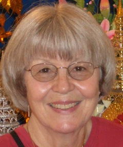 Councillor Marion Jeary