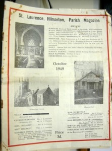 Parish Magazine 1949